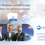 OEX E-Business podpisał umowę partnerską z LOT Cargo