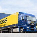 Dachser trzecią firmą logistyczną w Niemczech