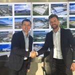 Panattoni Europe stawia na Inteligentne Dachy z firmą Sense Monitoring