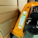 Nowy oznacznik wózków paletowych zwiększa poziom bezpieczeństwa sprzętu