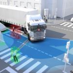 Kuehne + Nagel wyposaża nowe pojazdy w funkcję asystenta skrętu