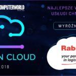 Wyróżnienie Best in Cloud dla Grupy Raben