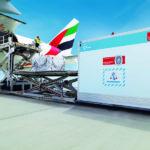 Emirates SkyCargo zwiększa możliwości przewozu leków