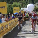 Dachser po raz kolejny w wyścigu La Vuelta a España