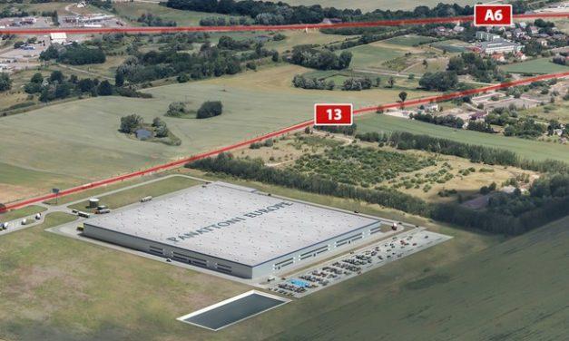 Panattoni Europe buduje fabrykę wózków widłowych dla Linde