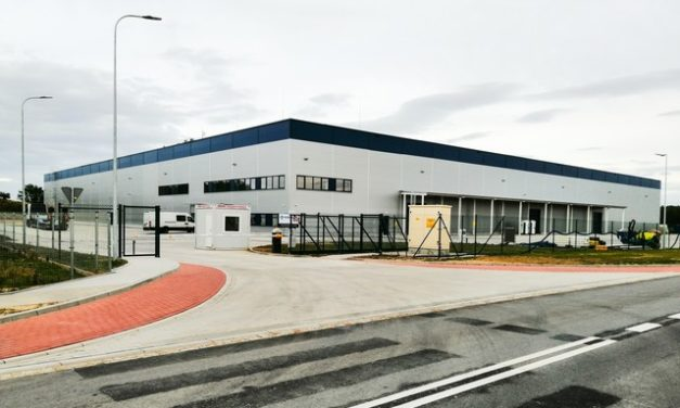 Panattoni Europe wybudował fabrykę dla Hydroline