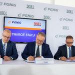 LNG do ciężarówek firmy Bisek od PGNiG