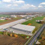 Koniec rozbudowy Goodman Poznań Airport Logistics Centre
