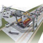 CCIC Intermodal Depo Dunikowo coraz bliżej
