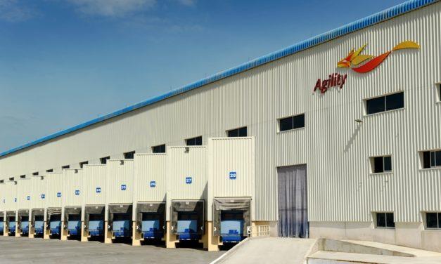 Agility dostarcza ponad 500 ładunków do Omanu