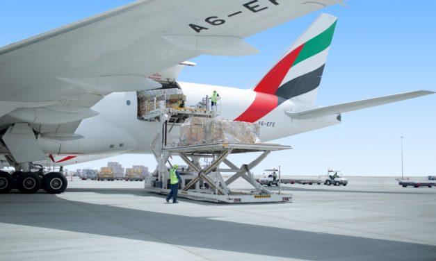 Emirates SkyCargo rozwija skrzydła