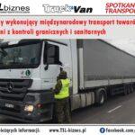 Transport towarów bez kontroli na granicach