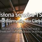 Nowa strona TSL biznes