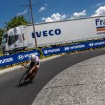 Fraikin i IVECO znowu razem na trasie Tour de Pologne