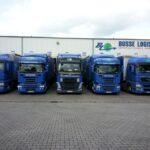 Grupa Raben przejmuje Busse Logistik w Niemczech