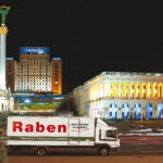 Raben zdobywa Wschód – powstaje spółka Raben East.