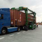 600-tny kontener Grupy Stelmet wysłany do Wielkiej Brytanii