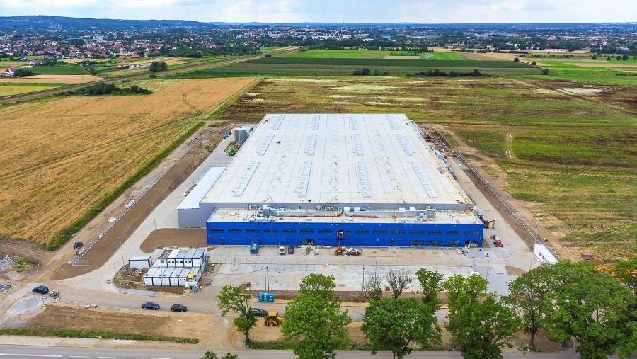 Otwarcie fabryki Hutchinson Poland w Dębicy