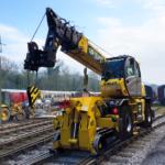 Rail Products zaprezentuje nowe maszyny