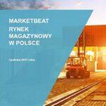 Rekordowa aktywność na rynku magazynowym w Polsce