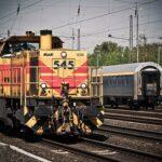 INDSUTRIAL DIVISION kupuje 36 lokomotyw