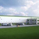 Nowe centrum logistyczne w Szczecinie