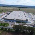 Budowa centrum logistyki e-commerce dla firmy Amazon zakończona