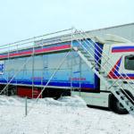 Rozwiązanie na zimowe utrapienie kierowców samochodów ciężarowych