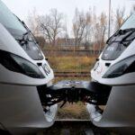 Pięcioczłonowe pociągi Kolei Dolnośląskich dotarły do Legnicy
