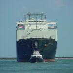 Prężny rozwój portu w Świnoujściu