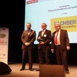 Europejska nagroda dla firmy Dachser w kategorii firm transportowych i spedycyjnych