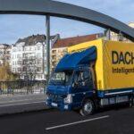 Transport elektryczną ciężarówką