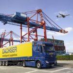 Dachser transportuje zdemontowaną fabrykę