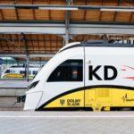 Nowy tabor Kolei Dolnośląskich pełen udogodnień dla pasażerów