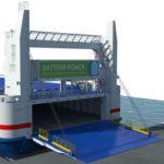 Przyjazny dla środowiska napęd elektryczny na promie Stena Line