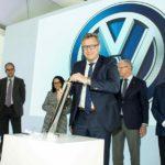 Rozbudowa zakładu Volkswagen Poznań rozpoczęta