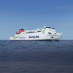 Nowy statek na linii promowej Stena Line z Gdyni do Karlskrony
