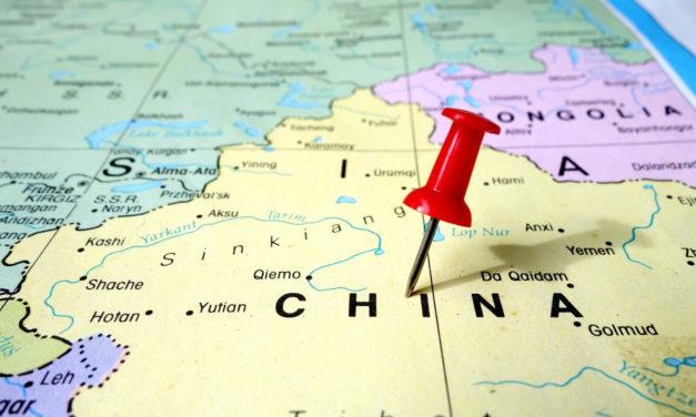 Chiny na logistycznym świeczniku