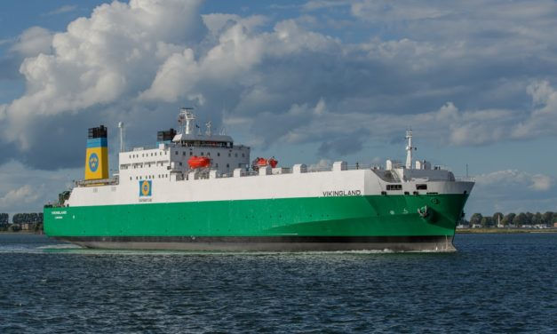 Stena Line zawiesza przewozy towarowe do Nynäshamn