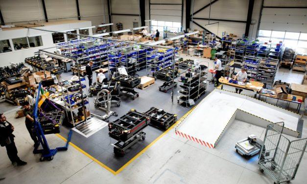 Mobile Industrial Robots ogłasza nawiązanie strategicznej współpracy ze spółką Faurecia