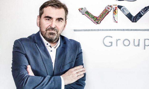 Piotr Sukiennik nowym prezesem VIVE Logistics