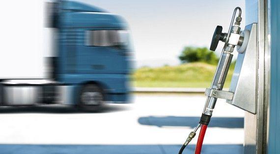 Prąd, CNG, LNG w transporcie