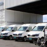 DB Schenker otwiera pierwszy niskoemisyjny terminal przeładunkowy w Norwegii