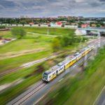 Specjalne, wydzielone miejsca w pociągach Kolei Dolnośląskich