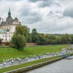 Charytatywna setka w Poland Business Run