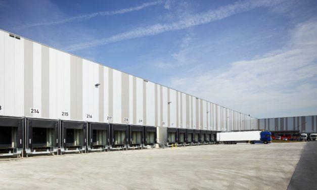 Hörmann wyposaża niemieckie centra logistyczne