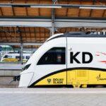 Ponad 14 mln pasażerów w pociągach Kolei Dolnośląskich
