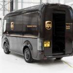 UPS zamawia 10 000 elektrycznych pojazdów dostawczych