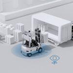 Bosch stawia na bezpieczeństwo jazdy wózkami widłowymi