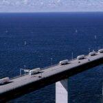 Agility uruchamia szybki transport morski między Europą a USA